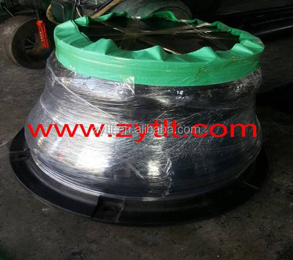 Nonstandard cone rubber fender in good quality