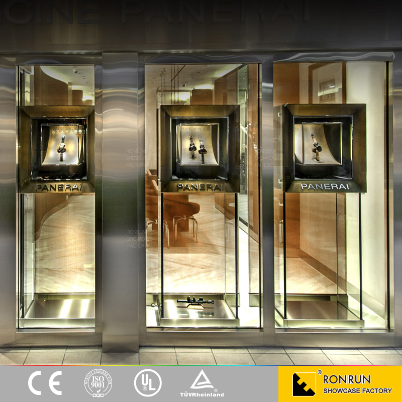Jewelry store window display showcase for jewelry store for Jewelry store window displays