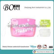 portable fashion cosmetic bag for female destin open face craft tote bag
