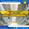 Limit switch overhead crane with track and wheels