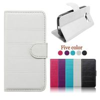 small moq leather flip mobile phone case for samsung galaxy note 3 noe n750