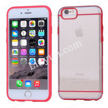 For iphone6 pc tpu case, for Apple iphone 6 clear case, accessory