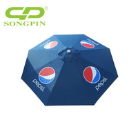 2x2m Outdoor Cafe Umbrella Sun Shade