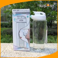 500ml Eco Friendly BPA-Free Click Open Plastic Water Bottle