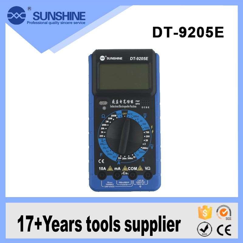 Hot Sale Professional Digital Multimeter For Mobile Phone Repair Tools