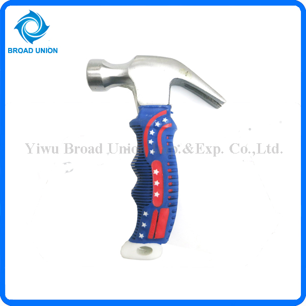 High Quality Stainless Steel Hammer Claw Stubby Claw Hammer