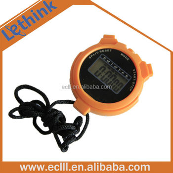 Large display handheld Timer Stopwatch with CE/RoHS certification