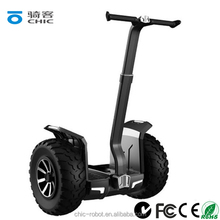 2015 CHIC-CROSS off road electric scooter self balancing scooter