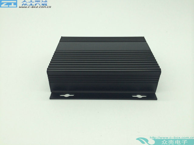 ZK-18A / 42*147*155mm aluminum shell enclosure resistance controller shell power shell