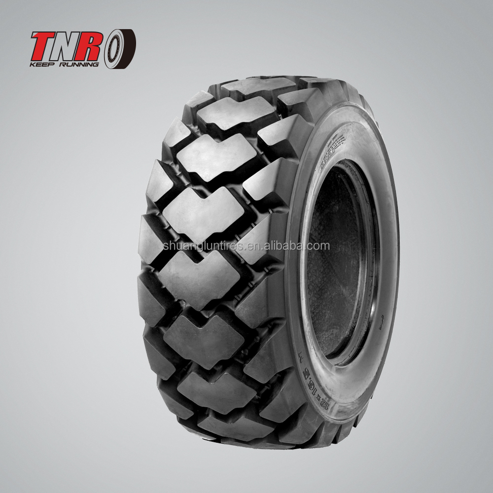 bobcat tubeless skidsteer tires