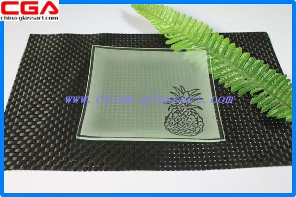 Factory supply brand name glassware hot sale design
