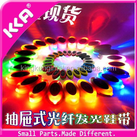 LED strip special low factory price shoe lace with led lighting