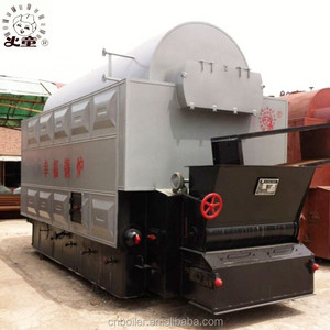 5 Ton Coal Fired Steam Boiler for Rice Mill