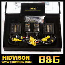 0.8% Defective 12v 35w DC Slim Ballast HID Xenon Kit
