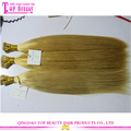 Virgin brazilian hair nano ring hair extensions color #27 nano ring hair extensions