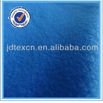 nylon/polyester lycra Brushed fabric for fall wear