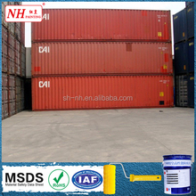 High Quality Epoxy Micaceous Iron Oxide paint for marine containers