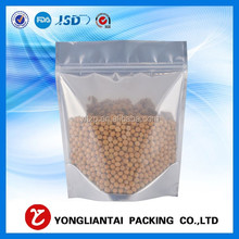 Best quality aluminum foil nuts bag/aluminum packaging for snacks/nuts plastic packaging bag