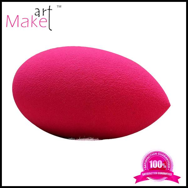 Non-latex Pink Egg Shape Makeup Sponge Puff - Buy Egg Shape Makeup ...