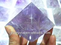 20mm amethyst quartz crystal pyramid and quartz crystal singing pyramids
