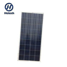 best price per watt trina poly solar panel 140 watt with CE&ISO