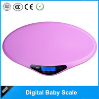 Digital plastic infant weighing scale baby ace