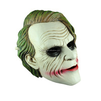 Joker Batman Dark Knight Mask Cosplay Movie Resin Mask