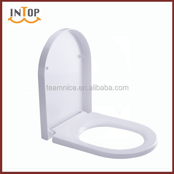 Intop Teamnice fancy slow drop toilet seat western wc seat cover