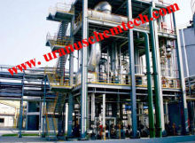 Caustic soda evaporation / flaking production line