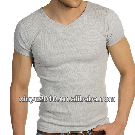 Hot! slim fit bodybuilding sport t shirts for man manufacturer/gym muscle t shirt