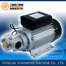 Viscomat gear pumps/Small Electric Gear type oil pump for oil transfer/AC motor electric gear oil pump