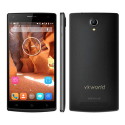 VKWorld star product VK560 Smartphone - 5.5 Inch QHD Screen, Android 5.1, 4G LTE, MTK6375 , 1GB RAM Memory ,2850mAh,Bluetooth