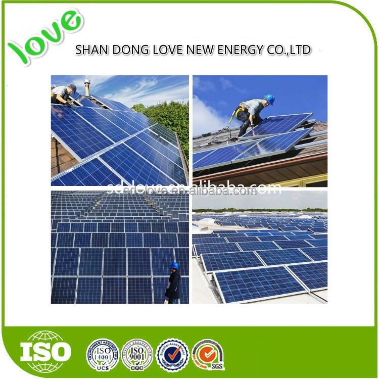 Chinese solar panel factory sales gs 50 watt solar panel with low price