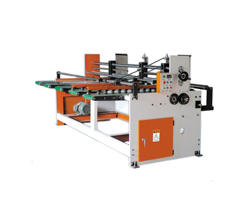 Thin Blade Slitting Scoring Machine for corrugated board