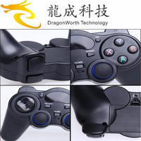 2018 high Quality 2.4G RF Wireless Gamepad wireless gamepad for PS2 with CE certificate Joystick & game control