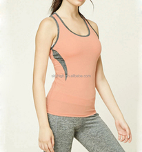 Wholesale Fashion Sexy Womens Tank Top Fitness Workout Sets Private Label Sporting Goods