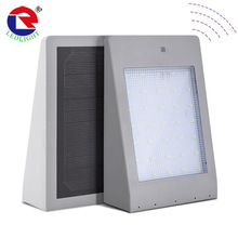 35pcs Leds outdoor motion sensor Integrated solar street light with CE ROHS