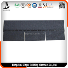 Plane Standard asphalt roof 3 Tab Shingle house exterior walls tile
