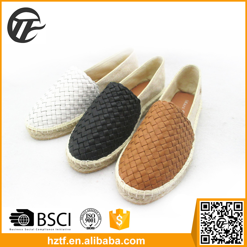 Cheap chinese wholesale man canvas slip shoes made in China