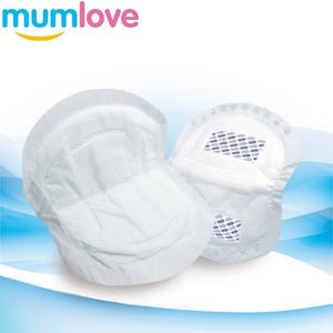 medical Ultra thin non-woven breast pad