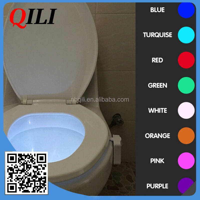 Factory price led toilet seat night light