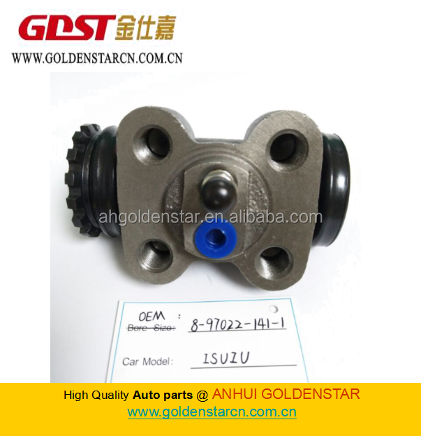High Quality Atuo Spare Parts Brake Wheel Cylinder For 8-97022-141-1