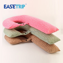 U Shape Cheap Wholesale Neck Pillow / Travel Pillow Memory