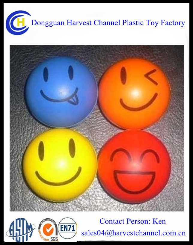 promotional anti stress ball(polyurethane)