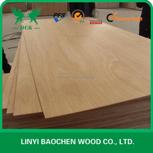 4x8 Indoor Usage Furniture Grade Commercial Okoume Plywood