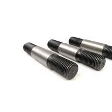 Hot sell 45# steel round double end threaded rod