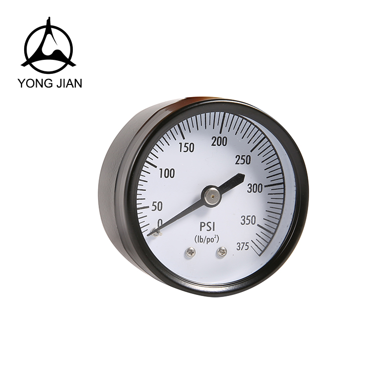 Durable using low price lpg gas pressure gauge