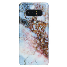 Rainbow MultiColor Granite Case Phone Cover for Samsung Galaxy Note 8 , for Samsung Note 8 Marble Smartphone Case