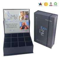 Custom Printed Clamshell Packing box