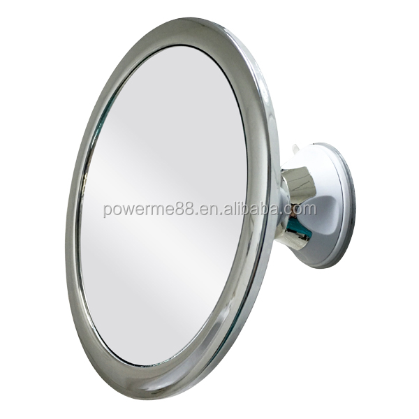 Rotating No Fog Shower Mirror fogless mirror antifog bath mirrors